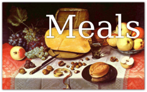 "A header for the ""Meals"" infobox tem..."