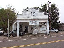 Nutbush grocery store (2004)