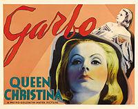 Poster do filme Rainha Cristina