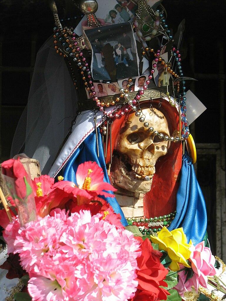 O Holy Death: Santa Muerte