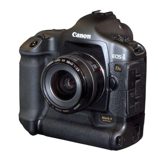 Canon EOS-1Ds Mark II - Wikipedia