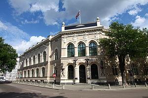 Latvian Central Bank Deutsch: Lettische Zentra...