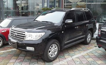 Toyota Land Cruiser J200 China 2014-04-22