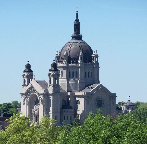 Cathédrale Saint-Paul de Saint Paul — Wikipédia