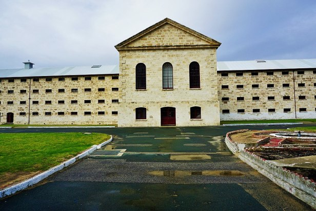Fremantle Prison - Joy of Museums - Main Cell Block