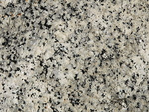 Close-up of granite from Yosemite National Par...
