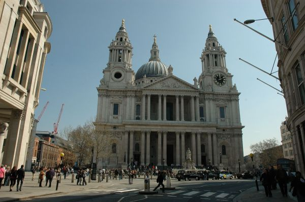 Saint Paul's Cathedral - Wikipedia, den frie encyklopædi