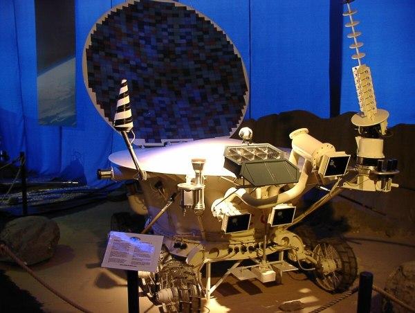 Lunokhod 2 - Wikipedia