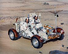 Lunar Roving Vehicle - Wikipedia