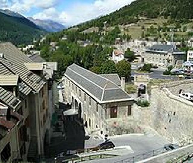 The Citadel Of Briancon