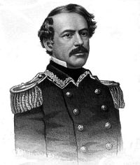 Robert Edward Lee, as a U.S. Army Colonel befo...