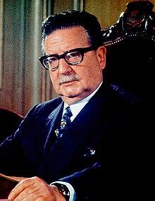 Resultado de imagen para Fotos de Salvador Allende