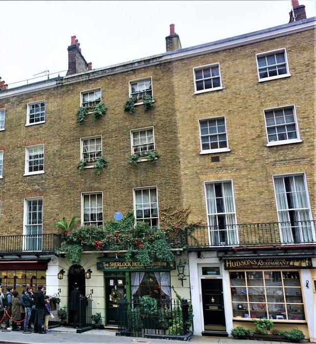 Sherlock Holmes Museum- Joy of Museums