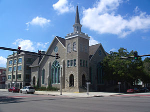 St. Petersburg, Florida: First Congregational ...