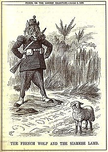 The Wolf And The Lamb Wikipedia