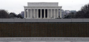 US Navy 050308-N-0295M-002 The Lincoln Memoria...