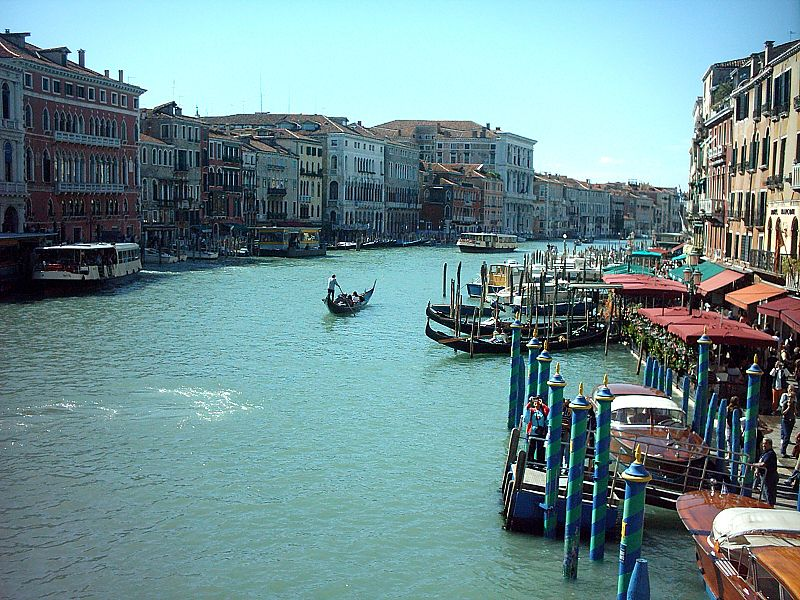 O Grande Canal