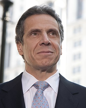 English: Andrew Cuomo, 11th United States Secr...