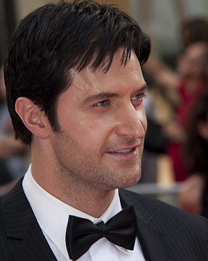 English: Richard Armitage at the 2010 Televisi...