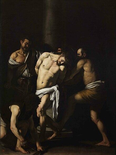 File:Caravaggio - La Flagellazione di Cristo.jpg