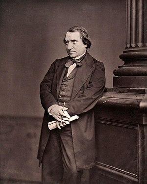 Joseph Ernest Renan (1823-1892).