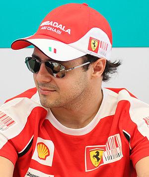 Formula One 2010 Rd.3 Malaysian GP: Felipe Mas...