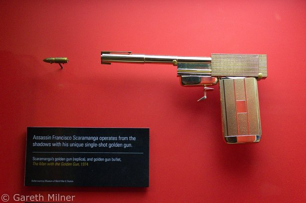 Golden Gun - International Spy Museum (14592496766)