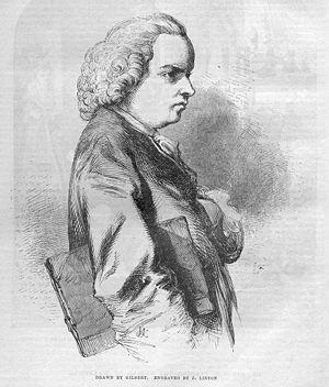 Oliver Goldsmith. 1, No. 1 (ca. 1853)