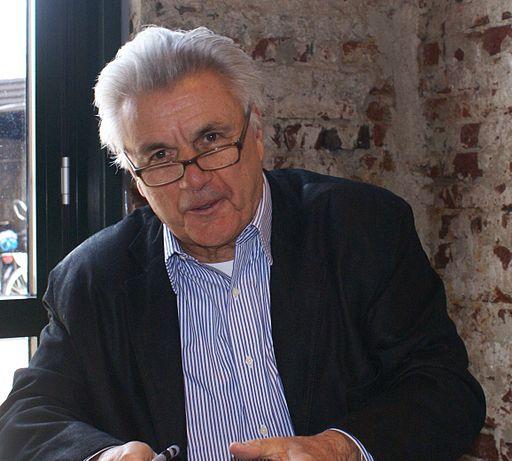 John Irving Hengelo 1