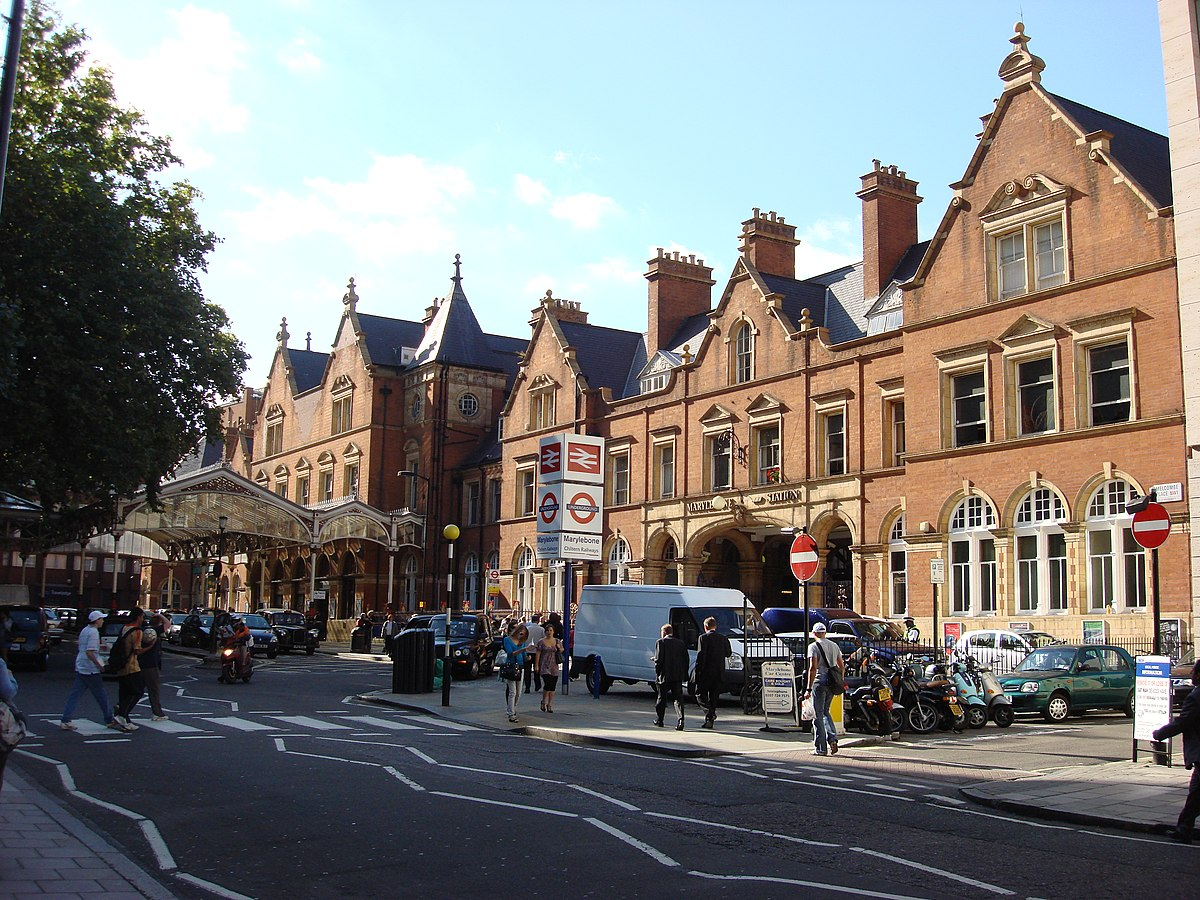 Marylebone Wikipdia