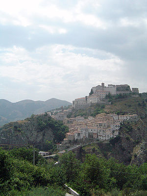Muro Lucano (PZ), Italy