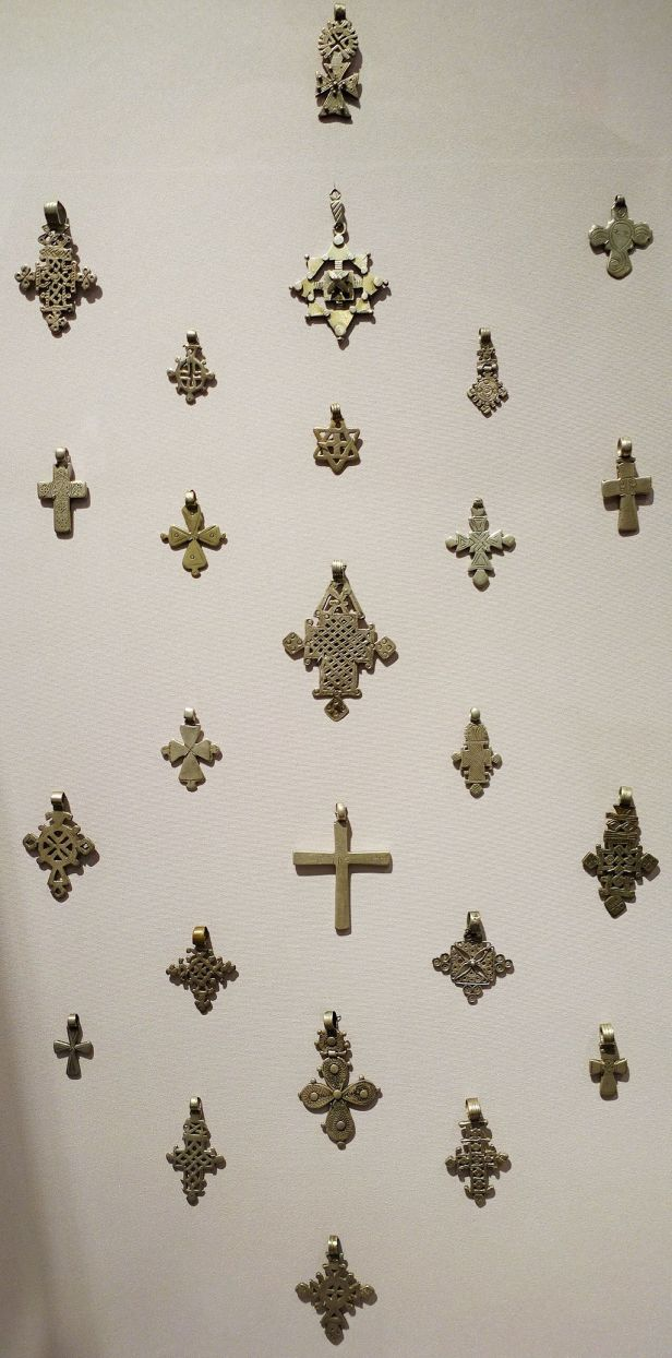 Penn Museum - Joy of Museums - Coptic Pendant Crosses