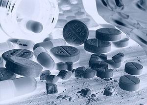 A New Week Starting (pills for Crohn's disease)