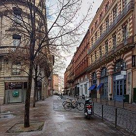Rue Des Marchands Toulouse Wikipdia