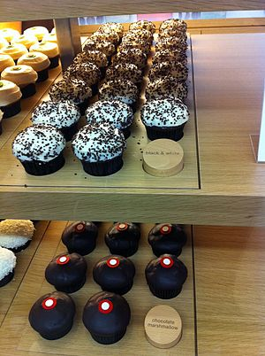 Sprinkles Cupcakes in New York