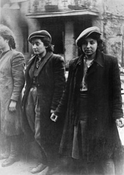 Stroop Report - Warsaw Ghetto Uprising 13