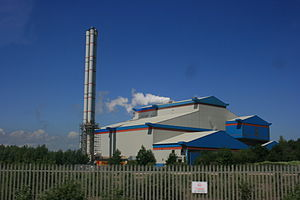 Teesside Waste to Energy Power Station at Have...