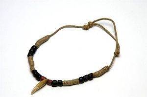 English: Chord used as an amulet Nederlands: A...