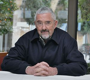 English: Alan Hoffman, Jewish Agency Director ...
