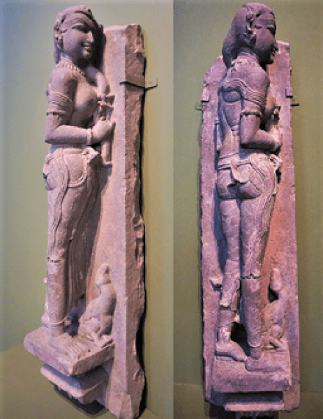 Apsara - Celestial Nymph - Asian Civilisations Museum
