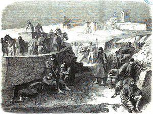 Battle of Puebla, 1863