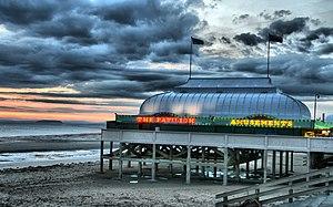 The pier at Burnham-on-Sea