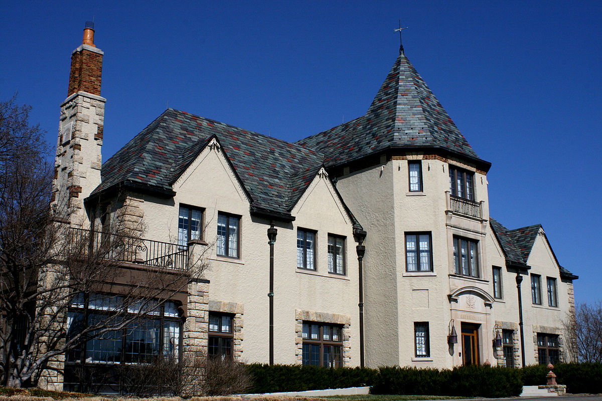 Cedar Crest Mansion Wikipedia