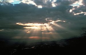 In several cultures, the sun is the source of ...