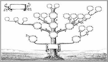 """Family tree made with """"Family tree - clip..."""