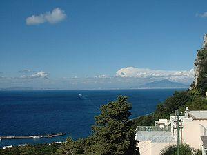 Golf von Neapel 2002