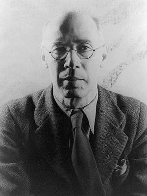Henry Miller, photographed by Carl Van Vechten...