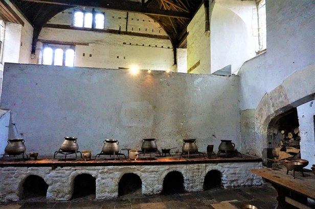 Henry VIII's Kitchens - Hampton Court Palace - Joy of Museums 4