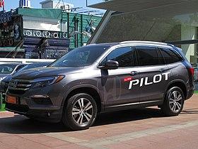 Honda Pilot  Wikipedia