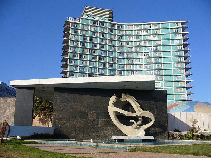 Hotel Riviera in Havana